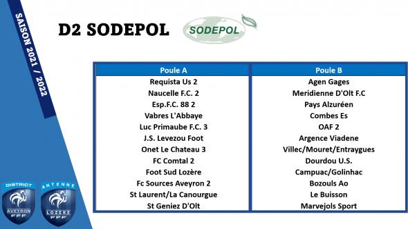 D2 SODEPOL